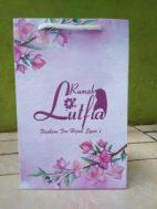 paper bag hijab busana muslim