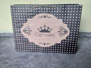 paper bag butik kraft coklat surabaya