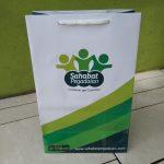 paper bag souvenir pegadaian