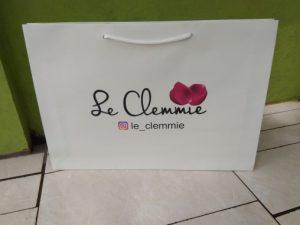 paper bag butik laminasi doff