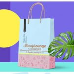 paper bag toko aksesoris