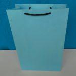 tas kertas-paper bag warna-warni polos