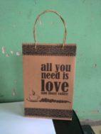 paper bag coffee